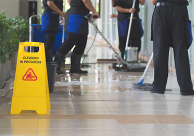 5 Reasons Business Owners Benefit from Commercial Cleaning