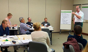 Violand Business Planning Retreat