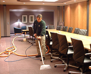 Commercial Carpet Cleaning & Indoor Air Quality