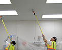 Keeping Acoustic Ceiling Tiles Clean
