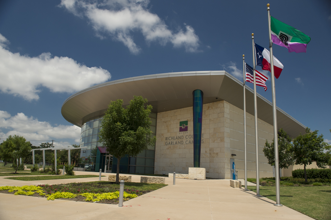 Garland Campus Richland college