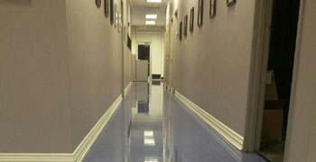 Municipal Offices & Buildings Cleaning